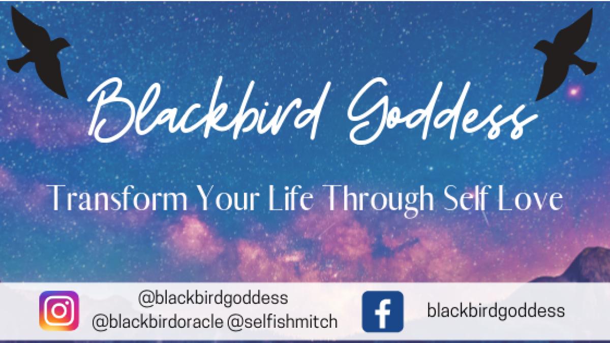 Blackbird Goddess